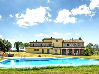 Holiday resort Casa d'Era Country house, Lajatico  in Pisa und Lucca - 7 person