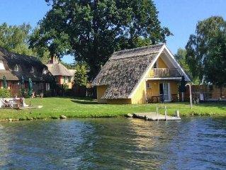 Holiday homes, Krakower See  in Muritzgebiet - 6 persons, 2 bedrooms