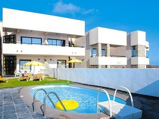 Villas Mirador del Mar, Puerto Rico / Mogan  in Sud - 6 persons, 3 bedrooms