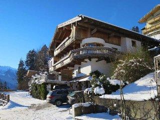 Apartment Haus Hanser  in Schwendberg, Zillertal - 6 persons, 2 bedrooms