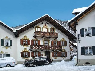 Apartment Wohnung Elisabeth  in Garmisch - Partenkirchen, Bavarian Alps - 4 per
