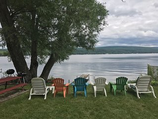 Perfect Location! - Lakefront Home With Breathtaking Lake Views!