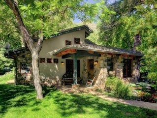 Creekfront Luxury nestled in Oak Creek Cyn, Sedona