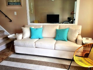 Cozy & Newly Renovated  Wildwood Crest Condo Next to Sunset Bay