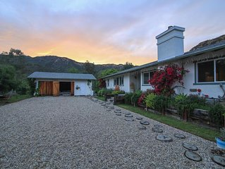 Ranch Home 10acres On Private Road