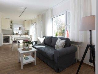 Appartement 6 - Appartementhaus Zingst - Urlaub zwischen Meer & Bodden -NEU!