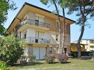 Villa Frediana, Bibione Spiaggia  in Venetische Adria Nord - 5 persons, 2 bedro