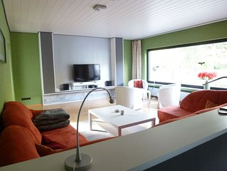 Large house 180 sqft, central Eifel National Park, close to the hiking trails