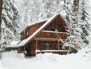 McCall Cabin near Beach / Lake, Community Dock, Ponderosa Park & Golf - Spacious