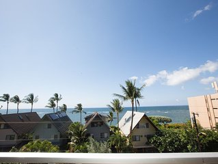 Beautiful Luxury Full Oceanview Fully Furnished Apartment