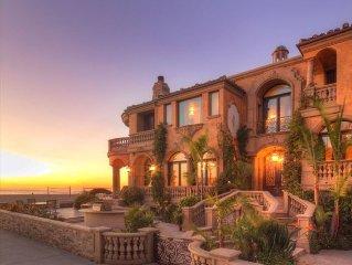 Hermosa Beach Strand Mansion