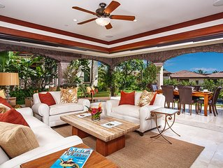 PRIVATE PLUNGE POOL! Bali Hai Pool Villa F102 at Wailea Beach Villas
