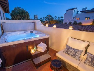 Downtown Paradise - Restored Perfection in the Heart of Downtown Santa Barbara