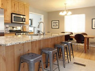 Fall Sale! 40% off!! 5 Bedroom Home in perfect SLC location,! 1 mile to I-80