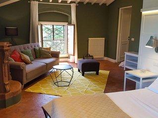 B&B le Farnete - Jolanda bedroom