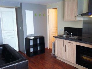 Appartement 38 m2 Quimper centre