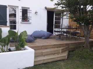 Villa Porochka : Centre historique de Ciboure, proche plage, ideale familles