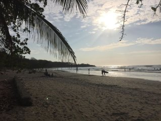 Blue Lagoon; Beachfront Paradise on Tamarindo Beach