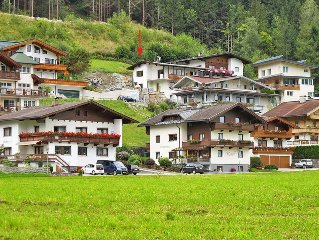 Apartment Haus Tamerl  in Schwendau, Zillertal - 8 persons, 3 bedrooms