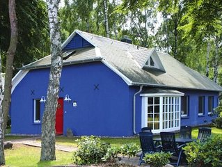 Beachhomes Blaues Domizil, Uckeritz  in Usedom - 7 persons, 4 bedrooms