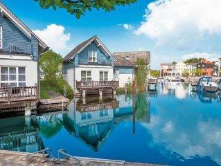Holiday homes Hafendorf Marina Wolfsbruch, Rheinsberg- Kleinzerlang  in Rheinsb