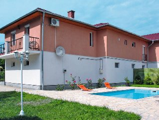 Vacation home in Balatonfoldvar, Balaton - 6 persons, 3 bedrooms