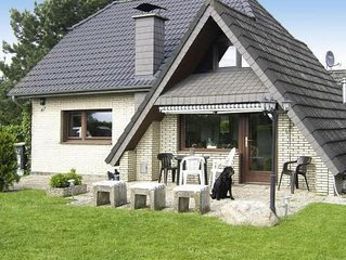 Holiday home Knut, Burhave  in Butjadingen - 6 persons, 3 bedrooms