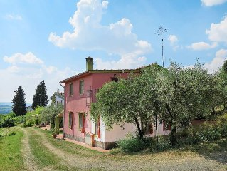 Ferienwohnung Conte Francesco I  in Certaldo (FI), Florenz ( Region) - 4 Persone