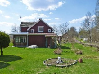Holidayhome, Ankarsrum  in Smaland - Nordost - 4 persons, 2 bedrooms