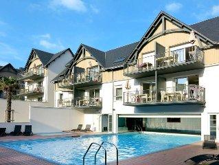 Apartment Les Jardins d'Arvor  in Benodet, Finistere - 6 persons, 3 bedrooms