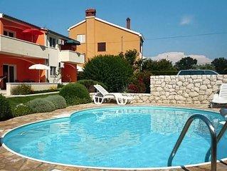 Apartments Albi, Zaton  in Zadar - 2 persons