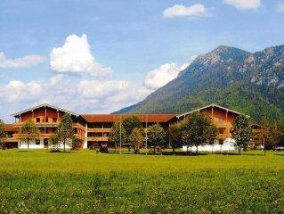 Chiemgau-Appartements in Inzell  in Chiemgau - 5 Personen, 1 Schlafzimmer