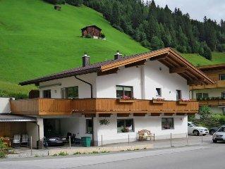 Apartment Haus Alexander  in Tux, Zillertal - 6 persons, 2 bedrooms