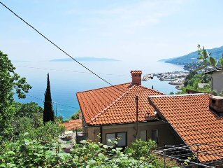 Apartment Haus Hela  in Opatija, Kvarner Bay - 4 persons, 2 bedrooms