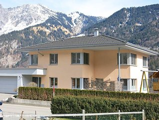 Apartment Haus Mathis  in Vandans, Montafon - 4 persons, 1 bedroom