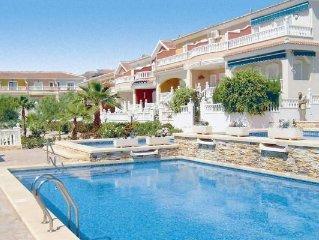 Terraced house, Benijofar  in Costa Blanca - 4 persons, 2 bedrooms