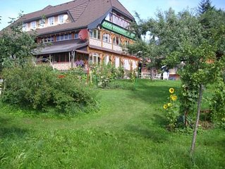 Vacation home Bernau for 2 - 4 persons with 2 bedrooms - Farmhouse