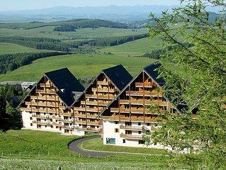Ferienwohnung O Sancy  in Super Besse, Auvergne - 6 Personen, 2 Schlafzimmer