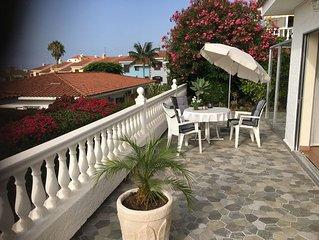 Gemütliches, charmantes kl.Ferienhaus mit Wintergarten, Terrasse und  Garten