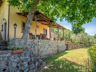Vacation home Casa Elisa  in Loro Ciuffenna, Florence Countryside - 5 persons,