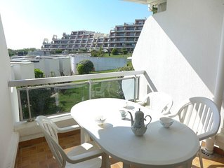 Apartment Arena  in La Grande Motte, Herault - Aude - 4 persons, 1 bedroom