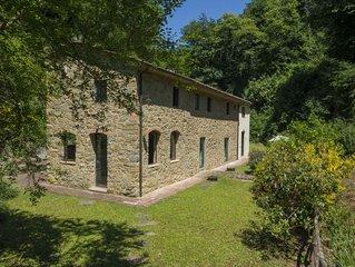 Ferienhaus Vecchio Mulino di Vinci  in Vinci, Florenz und Umgebung - 14 Personen