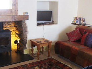 Beautifully renovated cosy house in historic market town of Totnes, S Devon