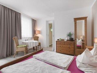 Typisch sächsisch! Gemütliches kleines Appartement im Herzen von Dresden.