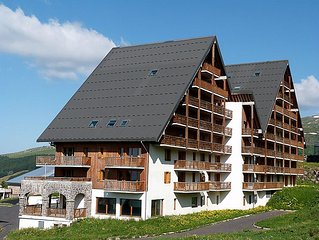 Apartment O Sancy  in Super Besse, Auvergne - 4 persons, 1 bedroom