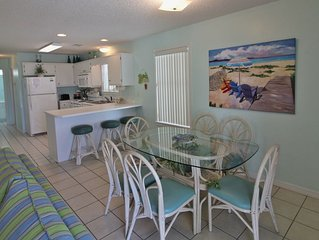 Beachside Villas 723, 3BR/2BA condo in beautiful Seagrove Beach!