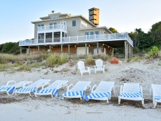 Waters Edge at Pickett's Harbor, 'A Perfect Private Beach-front' Estate