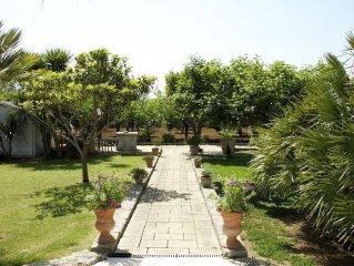 Appartamento in villa nel Salento vicino ad Otranto