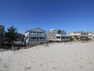 Oceanfront Oasis w/Amazing Views! Steps 2 Beach.Near Fishing.Kayak.Surf.WiFi