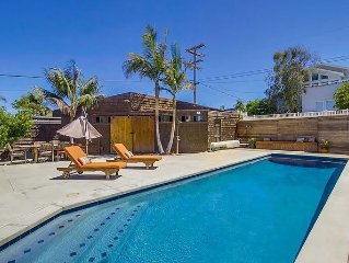 25% OFF FEB - Family Home w/ Pool. Hot Tub, Ocean Views, & Yard